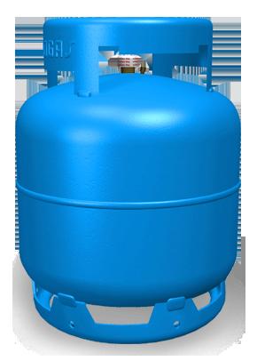 Resultado de imagem para imagem de botijão de gás